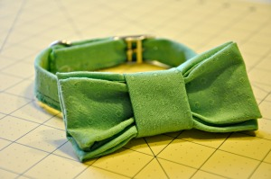 bow tie collar